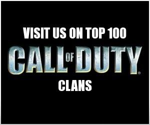 Top 100 Call of Duty Clans